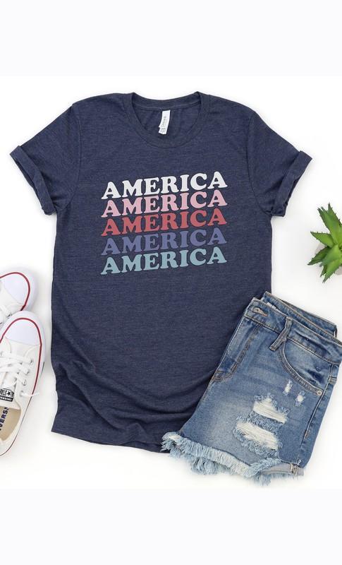 America America tee