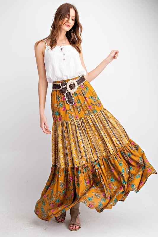 Boho Skirt