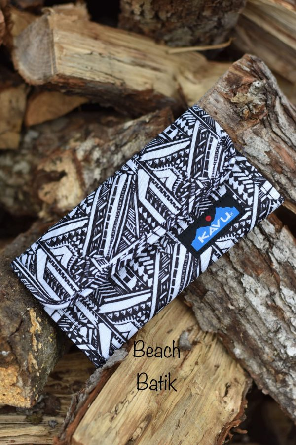 Beach Batik wallet