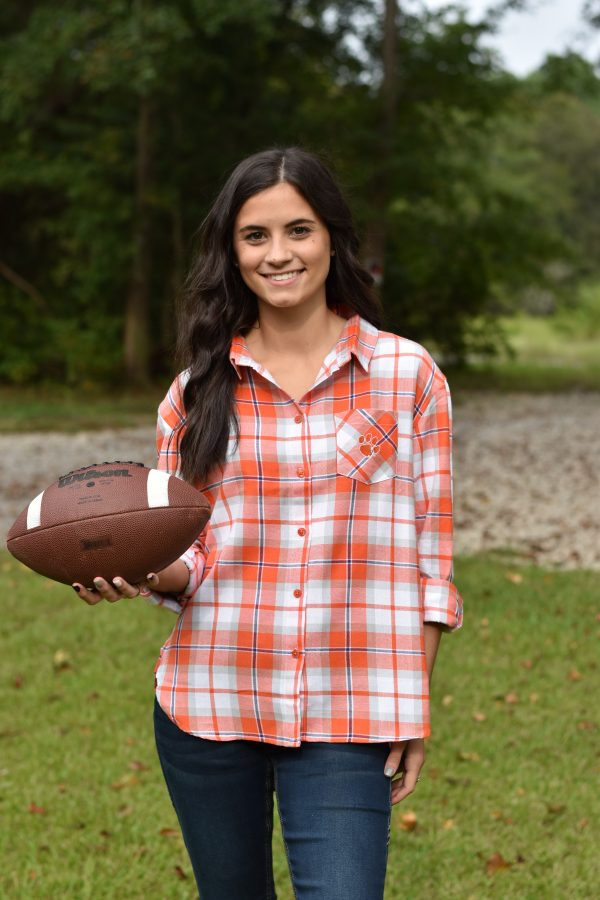 UG Apparel Clemson flannel