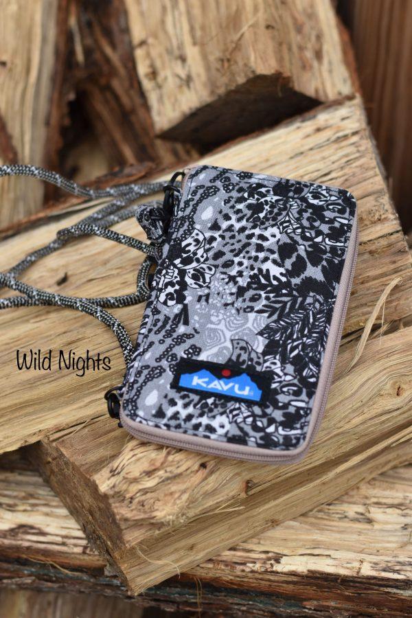 wild nights wallet bifold crossbody
