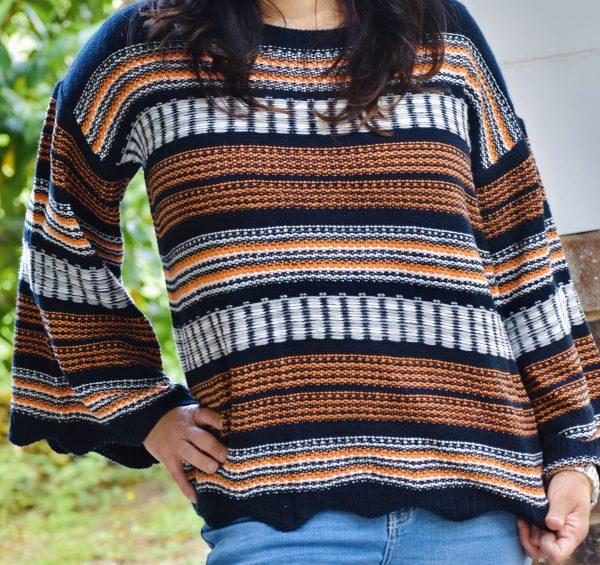 GiGio Bell Sleeve Sweater