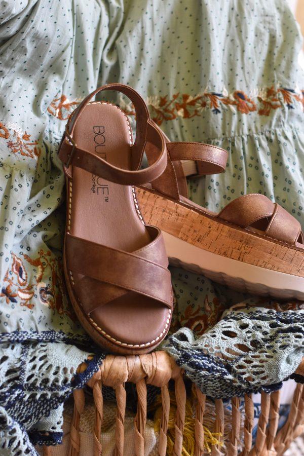 espadrille wedge flats cork shoes women lexington