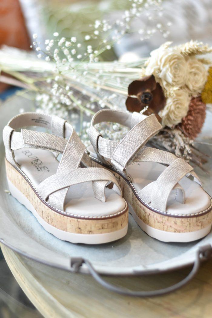 espadrille champagne shoes flat wedge dress shoe