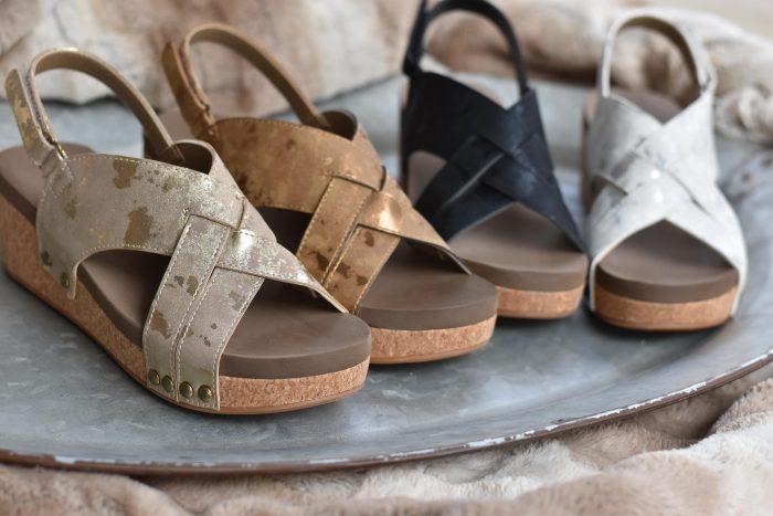 woven eva foam shoes