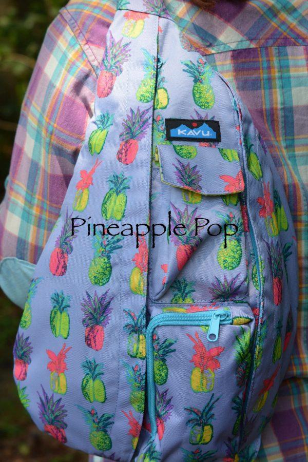 KAVu rope bag travel pockets